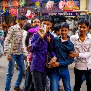 Adolescents, garcons Inde