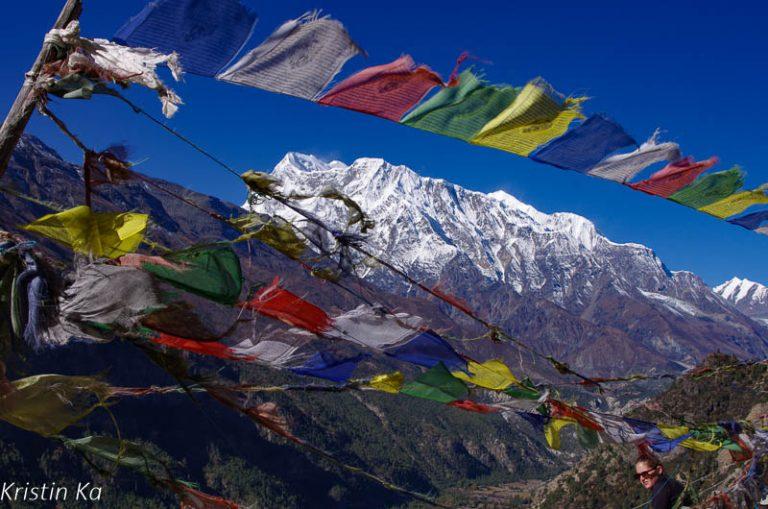 Annapurna, Upper Pisang, Nepal