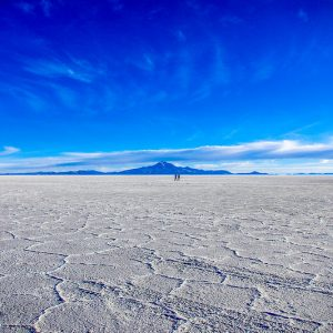 Bolivie, Salar