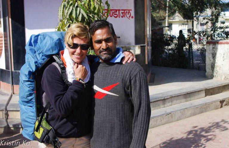 Chittorghar, Inde avec mon chauffeur