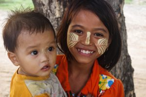 enfant de birmanie