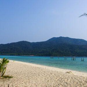 Koh Lipé, plage, Thailande
