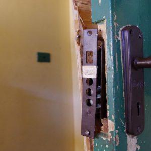 Porte fracturée Zambie