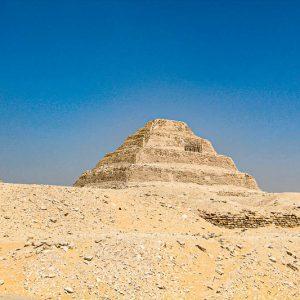 Pyramide de Djedkare-Isesi, Saqqarah, Egypte