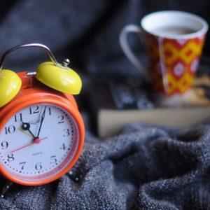 Reveil, horloge