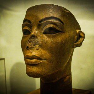 Néfertiti, statue