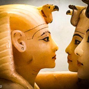 Sphinx en albâtre