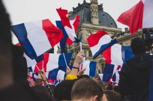 drapeaux francais french flags