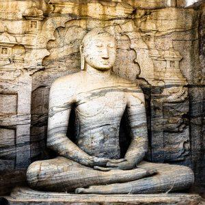 Buddah, Sri Lanka
