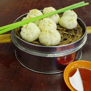Dumpling, nourriture, Chine
