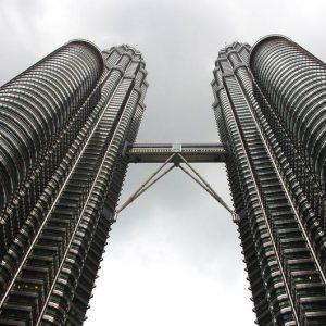 Petronas tower, KL, Malaisie