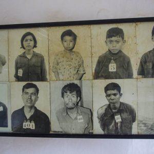Prisonniers, S21, Cambodge