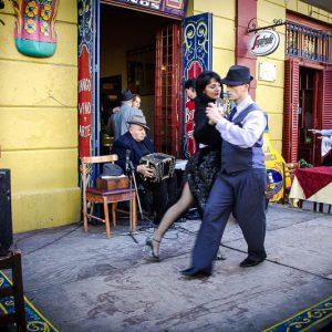 Tango, la Bocca, Buenos Aires, Argentine