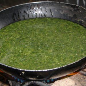 Mouloukheya, soupe de corète