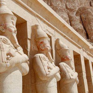 temple d'hatchepsout, Egypte
